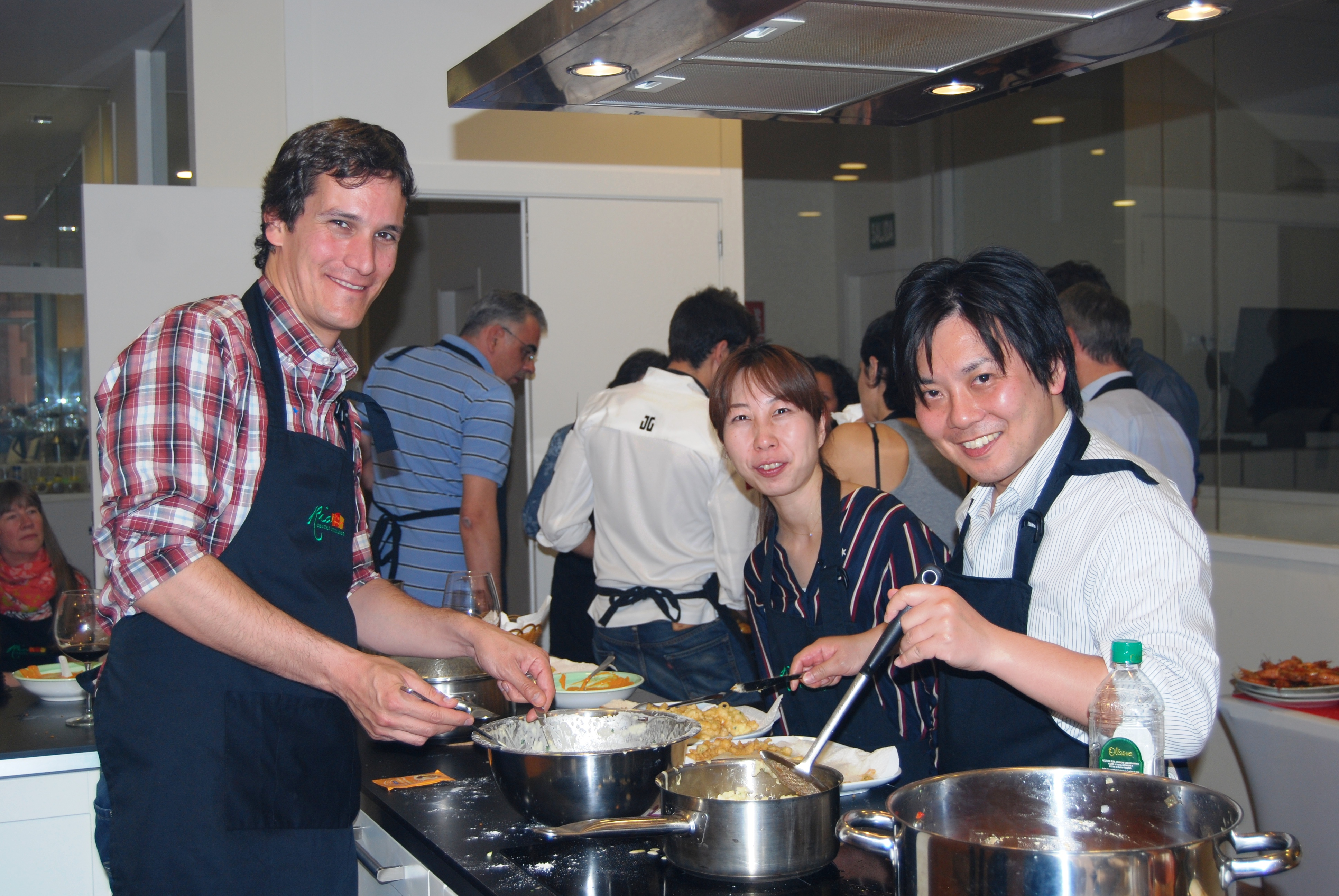 Healthy cooking workshop